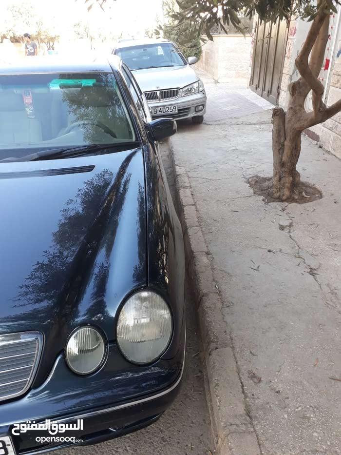 E 200 2000 for Sale