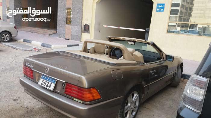 Mercedes Benz SL 500 1992 - Automatic