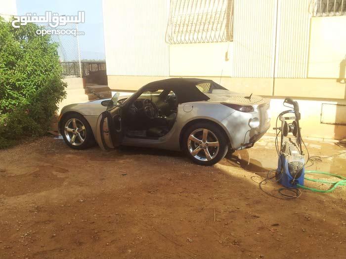 2008 Pontiac in Benghazi