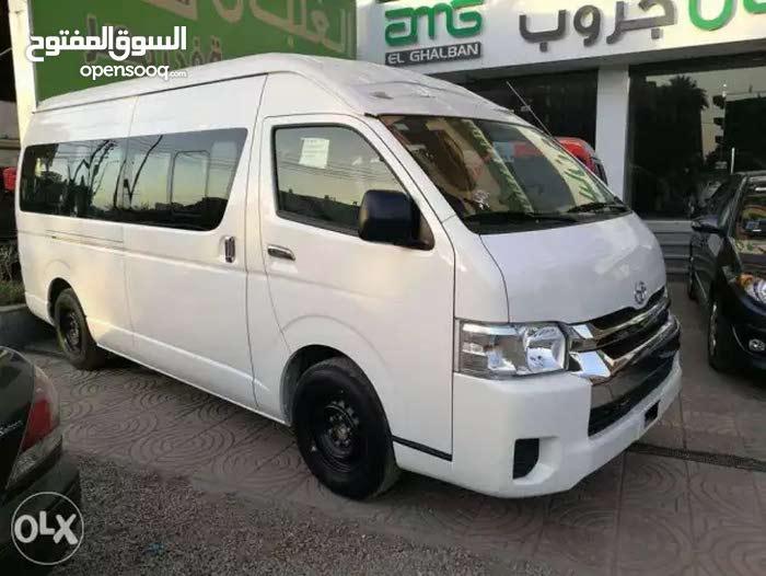 Gasoline Toyota Hiace 2018