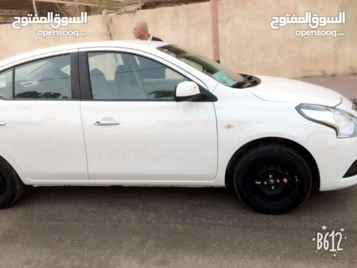 Automatic Nissan 2018 for sale - New - Basra city