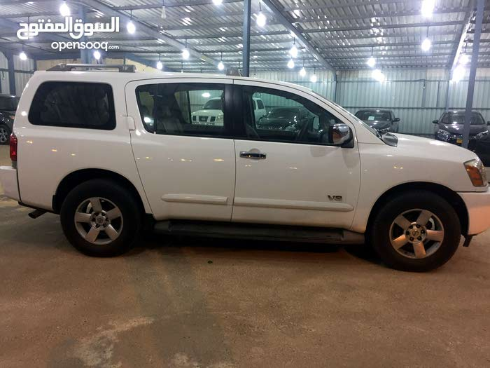 Used condition Nissan Armada 2006 with 100,000 - 109,999 km mileage