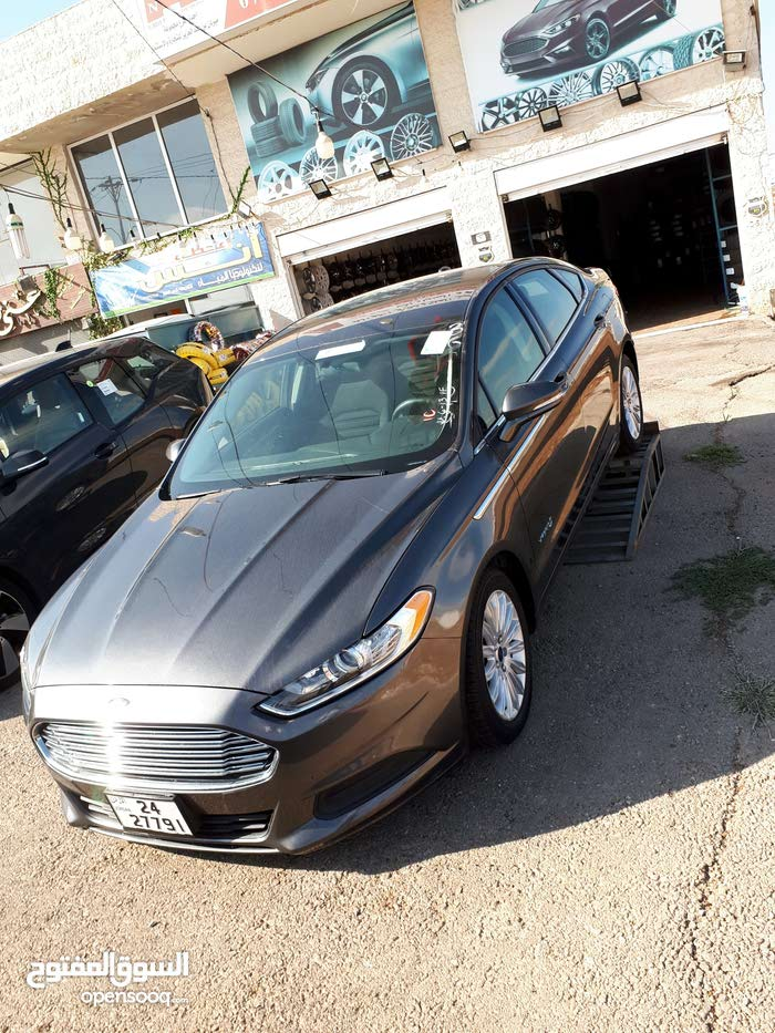 Used Ford Fusion for sale in Irbid
