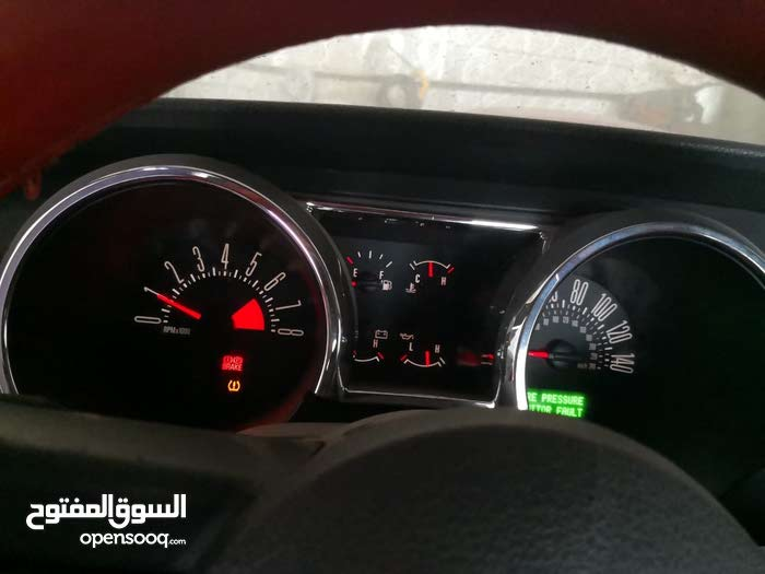 2009 Used Mustang with Manual transmission is available for sale
