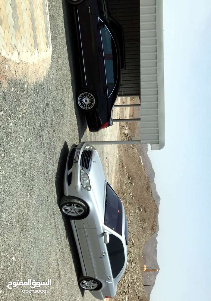 Automatic Used Mercedes Benz S55 AMG