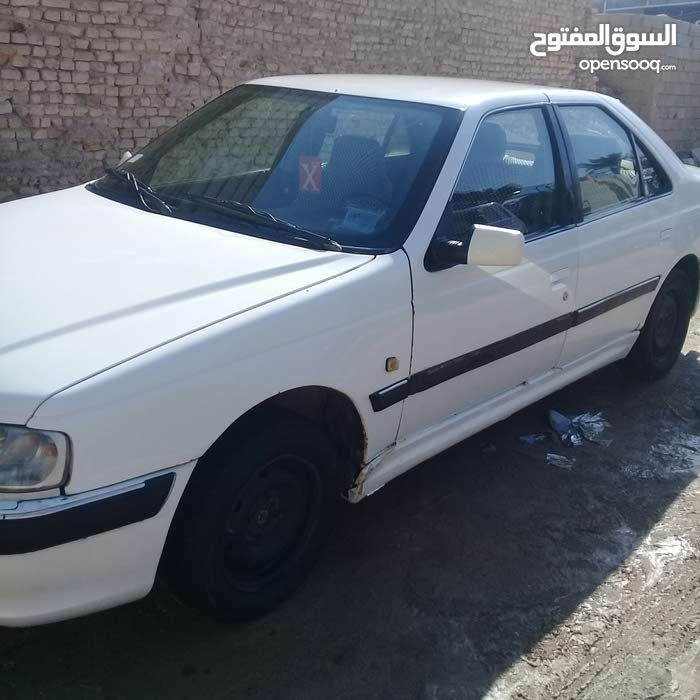 Peugeot Other 2012 For sale - White color