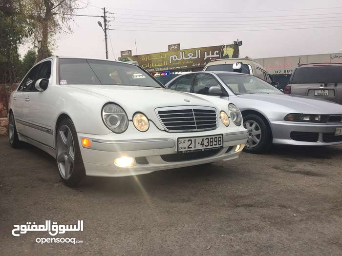 Automatic Mercedes Benz 2000 for sale - Used - Amman city