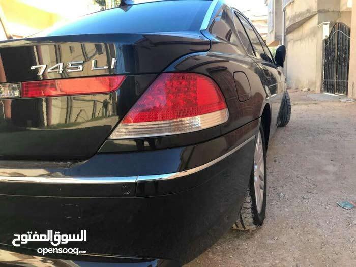 BMW 730 2002 For Sale In Sorman