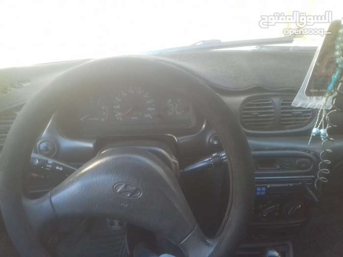 Green Hyundai Accent 1995 for sale