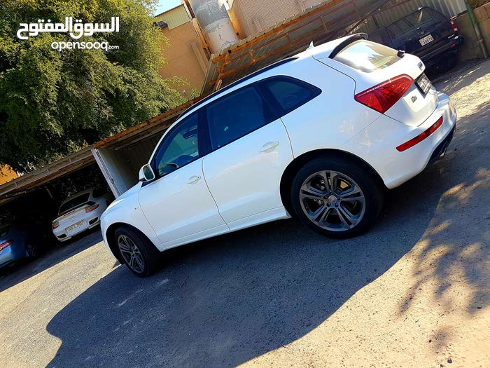 Automatic Audi 2013 for sale - Used - Mubarak Al-Kabeer city