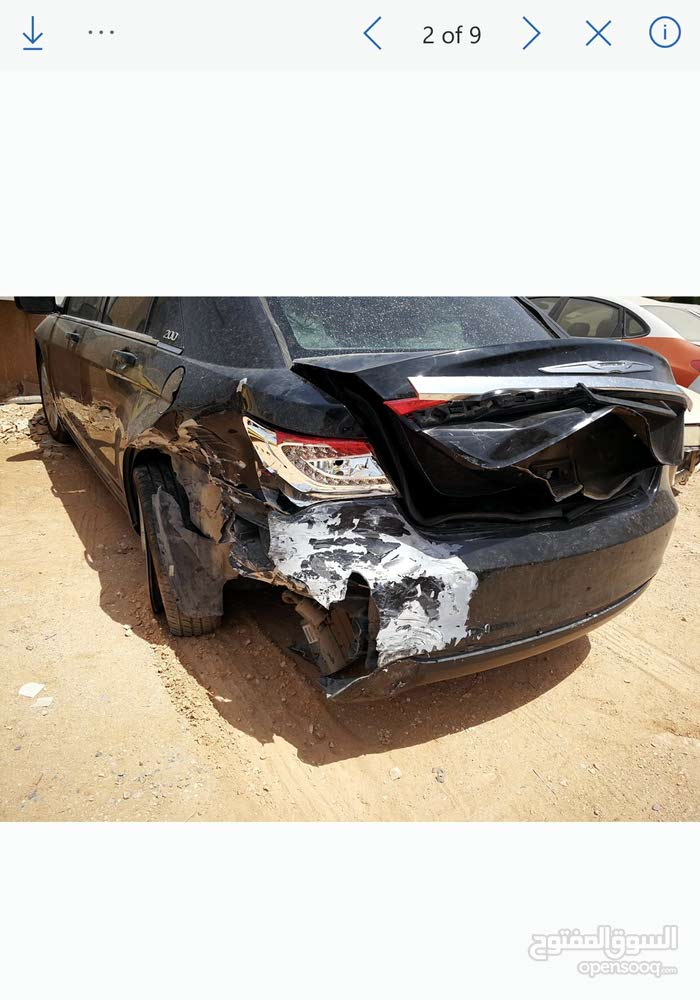 Used 2013 Chrysler 200 for sale at best price