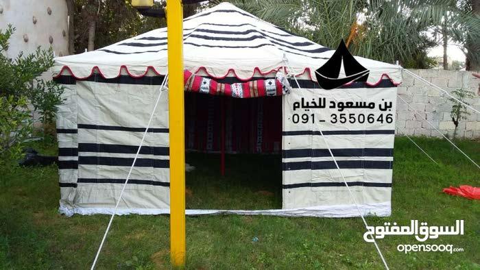 خيمة تصميم خليجي صيفي وشتوي