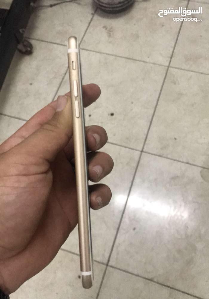 ايفون 6 بلس 64 جيبي نظيف استخدام 8 اشهر