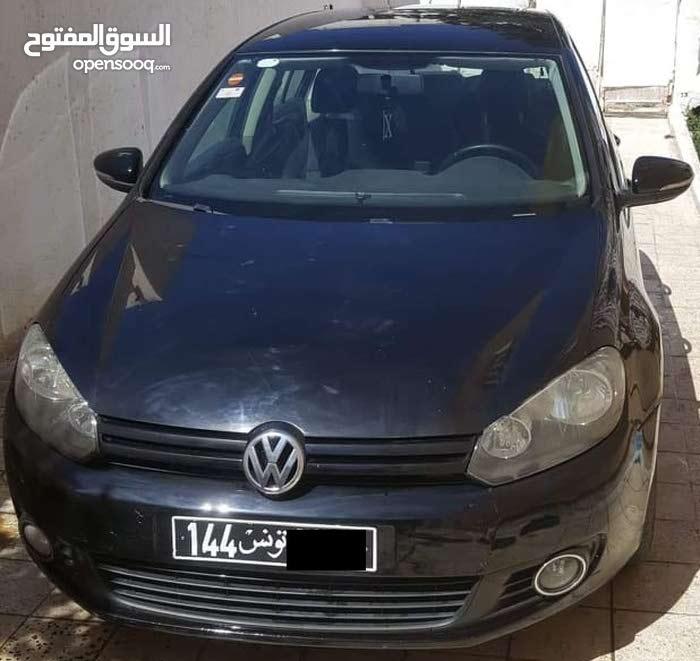 UNE BELLE GOLF 6  Une Belle Golf 6 Prix 36.000 TND Marque : Volkswagen Mise en c
