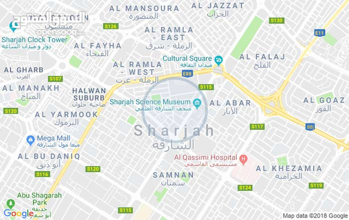This house is available now for rent in Sharjah