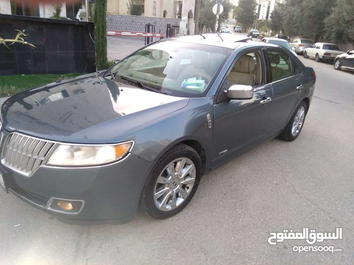 Lincoln MKZ car is available for a Month rent