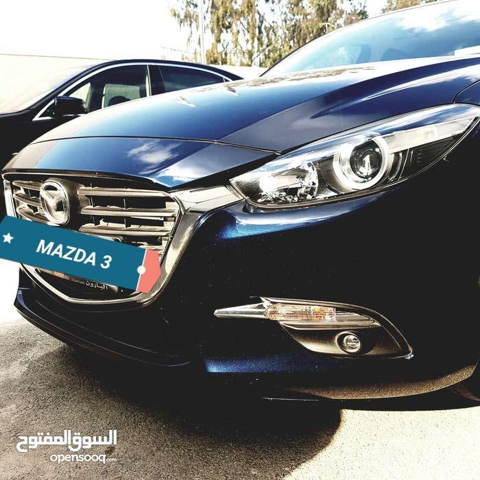 مازدا 3 2018 وكالة للبيع