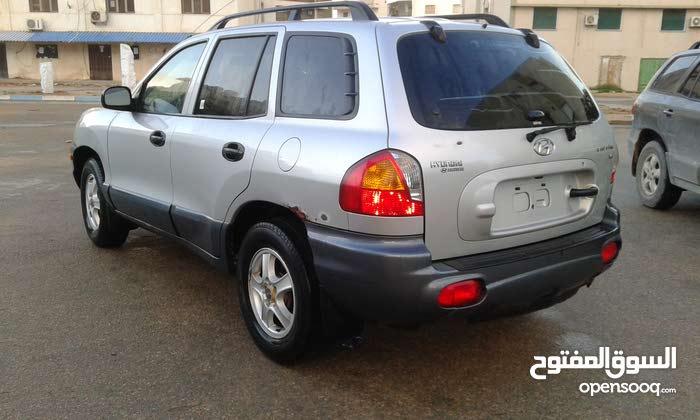 1 - 9,999 km Hyundai Santa Fe 2015 for sale