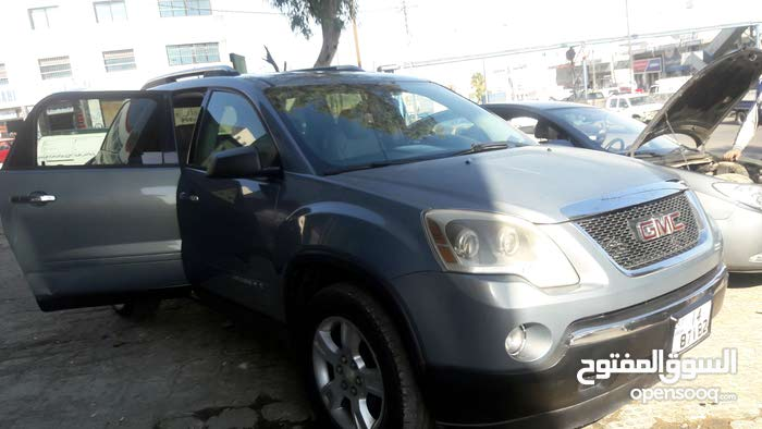 Automatic Blue GMC 2008 for sale