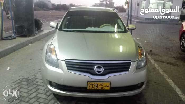 Nissan Altima 2008 For sale - Gold color