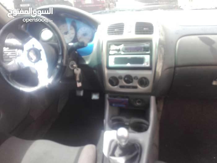 Manual Mazda 323 for sale