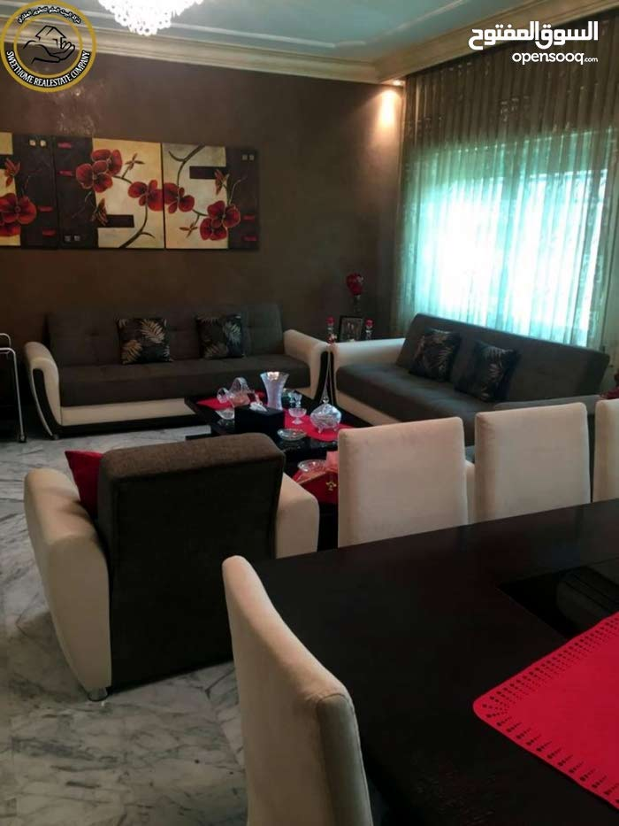 Swefieh neighborhood Amman city - 180 sqm apartment for sale