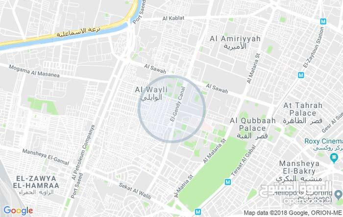 13 شارع أحمد عرام (الاميريه) امام شارع وادي النيل والمخابرات العامه