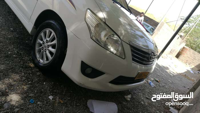 Toyota Innova car is available for sale, the car is in Used condition