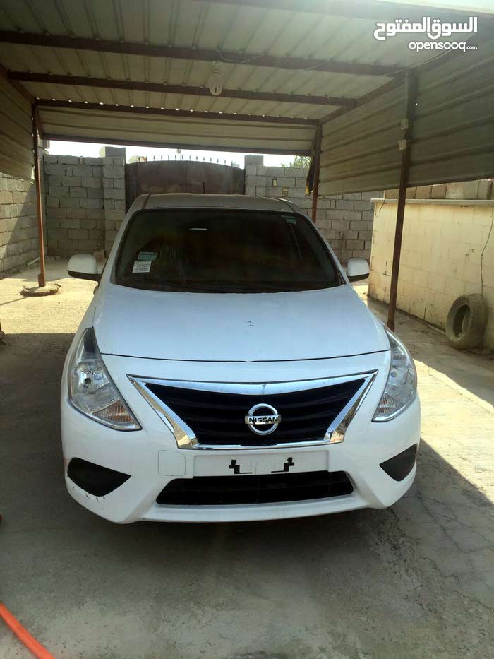 2018 New Sunny with Automatic transmission is available for sale
