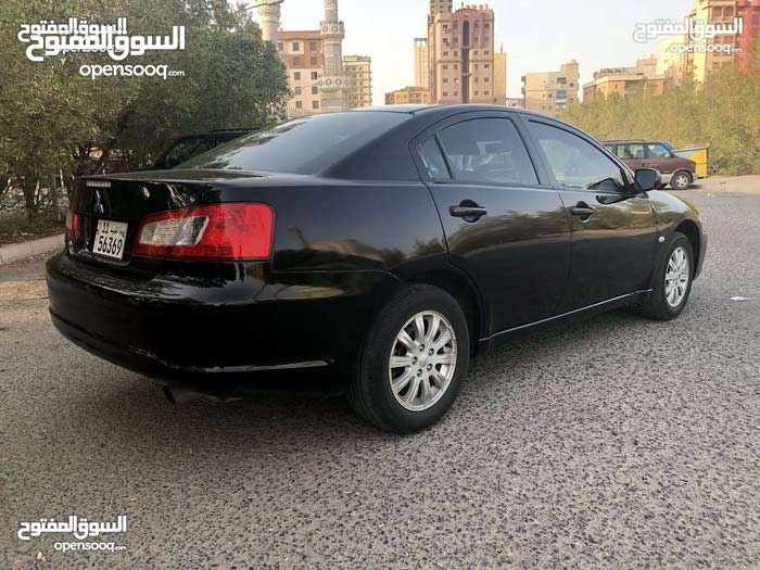 For a Month rental period, reserve a Mitsubishi Galant 2013