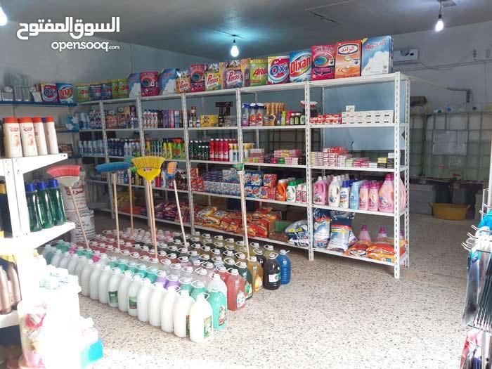 محل مواد تنظيف للبيع السراج طريق الخدامات بحد صالة البشائر