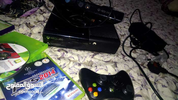 I have a Used Xbox 360 - unique specs and for sale.