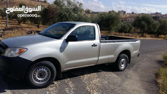 Manual Toyota 2007 for sale - Used - Amman city