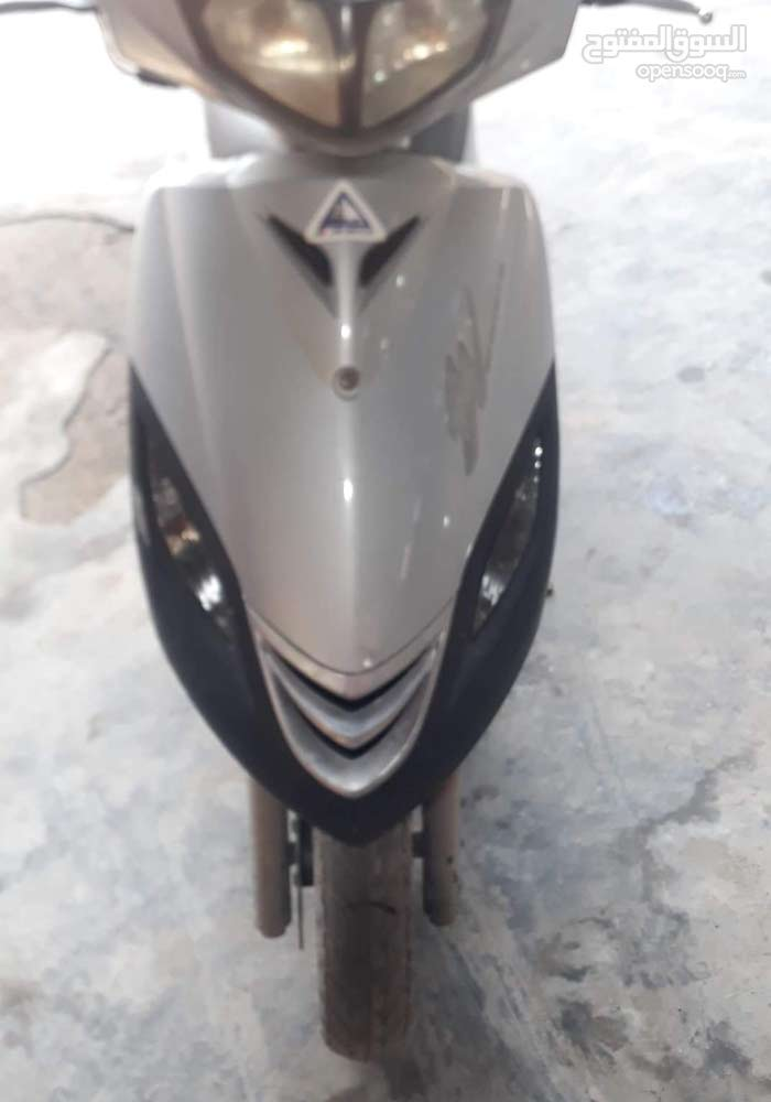Used Yamaha motorbike available in Baghdad