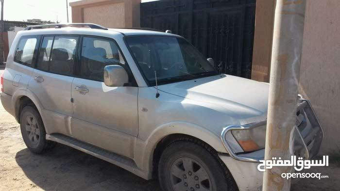 For sale Mitsubishi Pajero car in Benghazi
