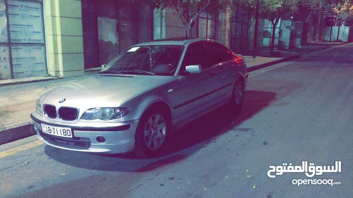 Automatic Used BMW 320