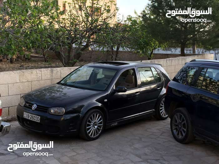 Manual Volkswagen 2001 for sale - Used - Amman city