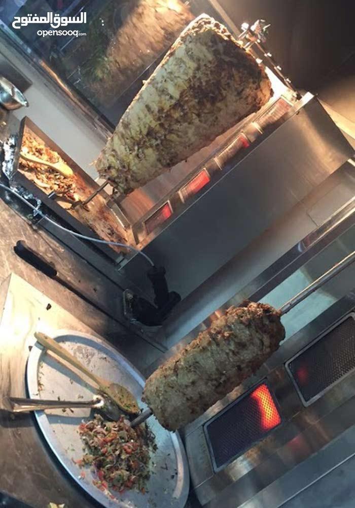 للبيع - مطعم مشاوي الباشا - شارع البركات- الخوض