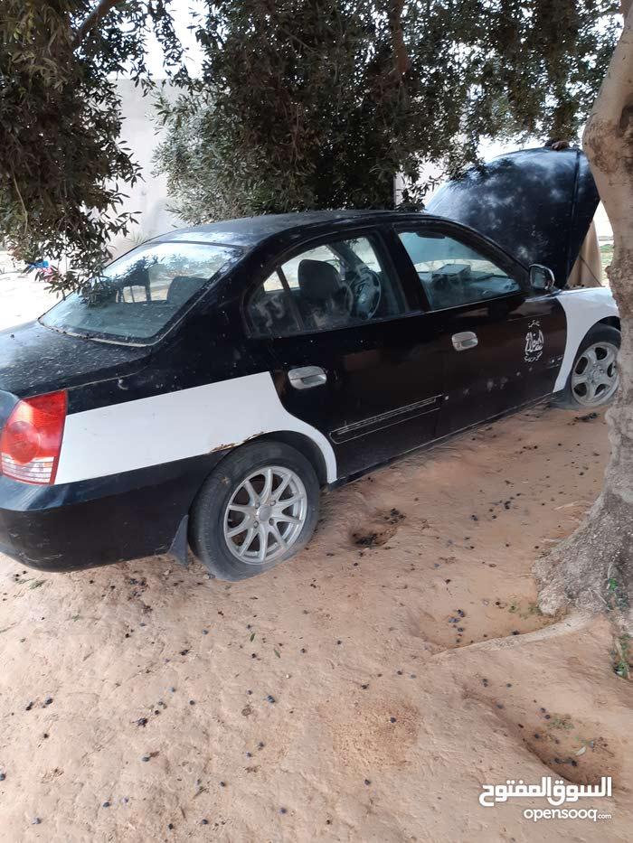 Used condition Hyundai Elantra 2005 with 50,000 - 59,999 km mileage