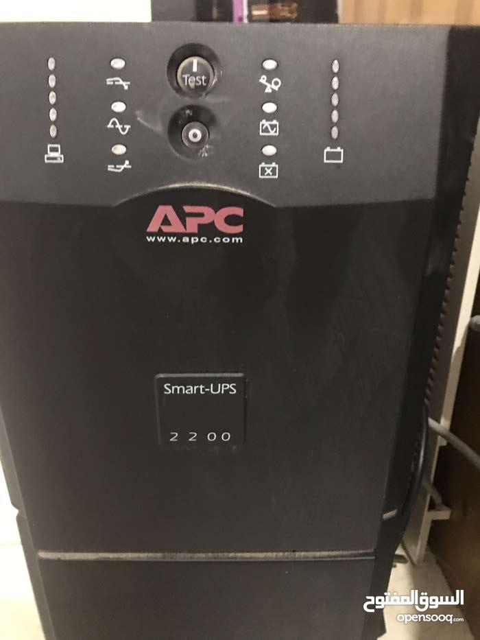 جهاز ups للبيع APC 2200