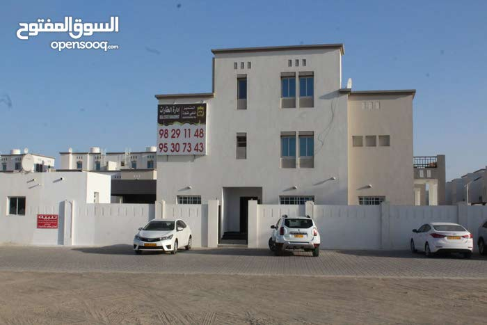 5 rooms and More than 4 bathrooms Villa for rent in SoharFalaj Al Qabail