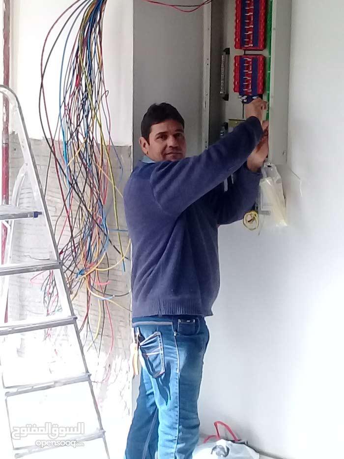 كهربائى قسائم شقق ترميمات صيانةDBكيبكل65636345