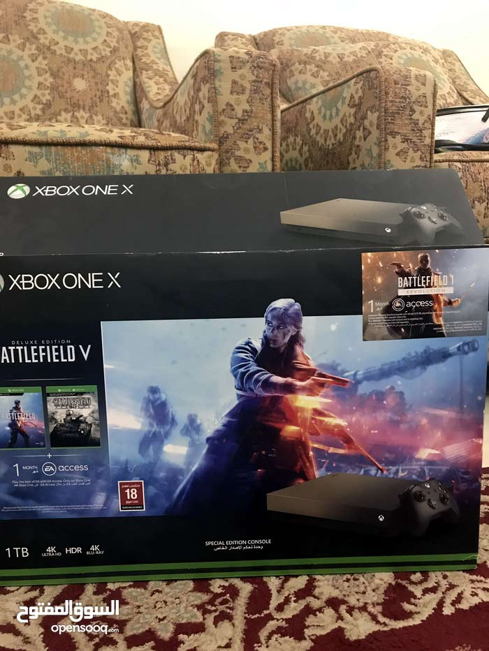 Seize the opportunity and buy  Xbox One X now