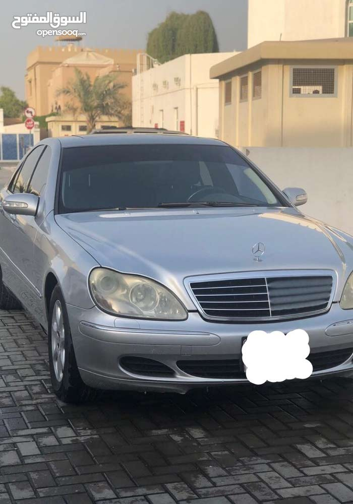Mercedes Benz S350 2005 - Automatic