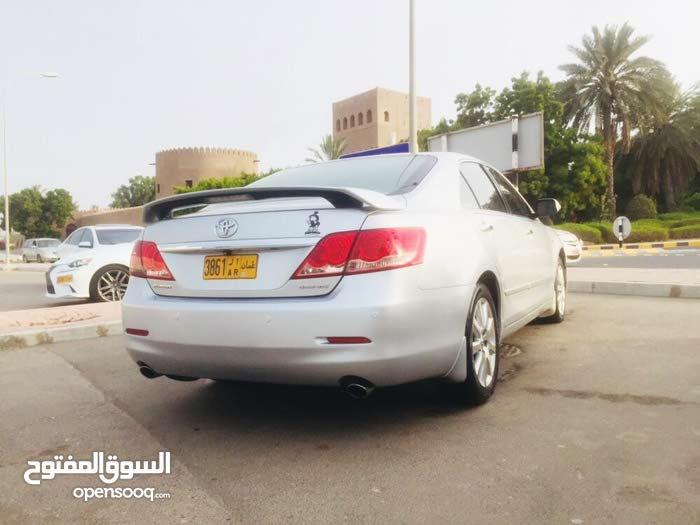 Gasoline Fuel/Power   Toyota Aurion 2008