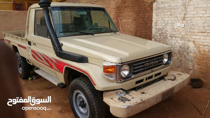 2005 Toyota Land Cruiser for sale in Omdurman