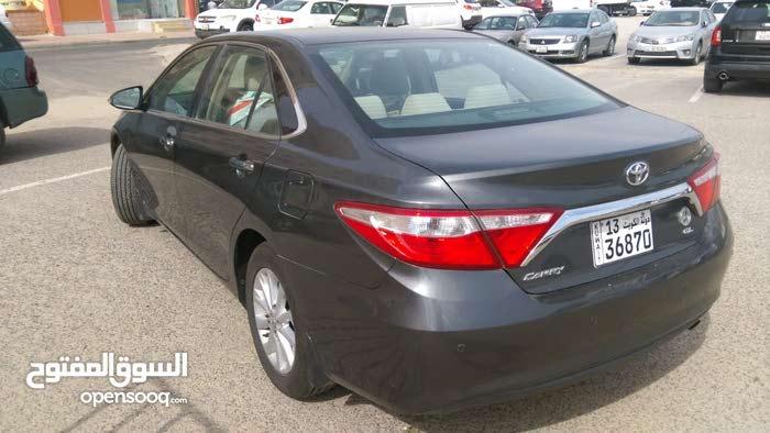 2016 Toyota Camry GL full Options
