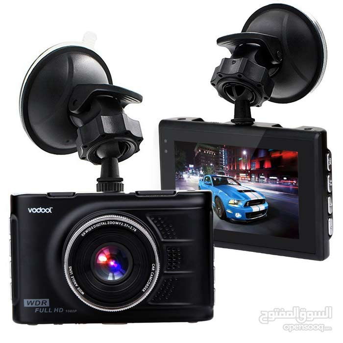 كاميرا تسجيل أمامية للسيارة
