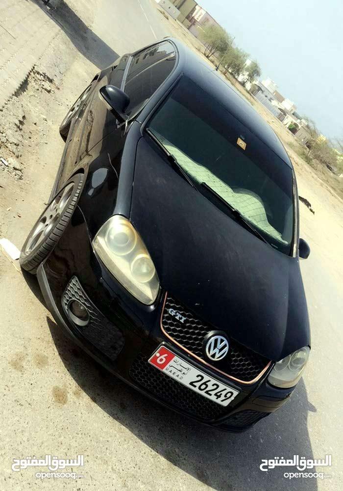 Volkswagen GTI Used in Abu Dhabi