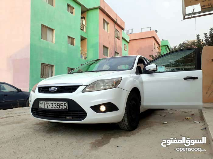 For a Year rental period, reserve a Ford Focus 2010